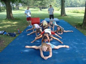 Envision Gymnastics programs in South Jersey