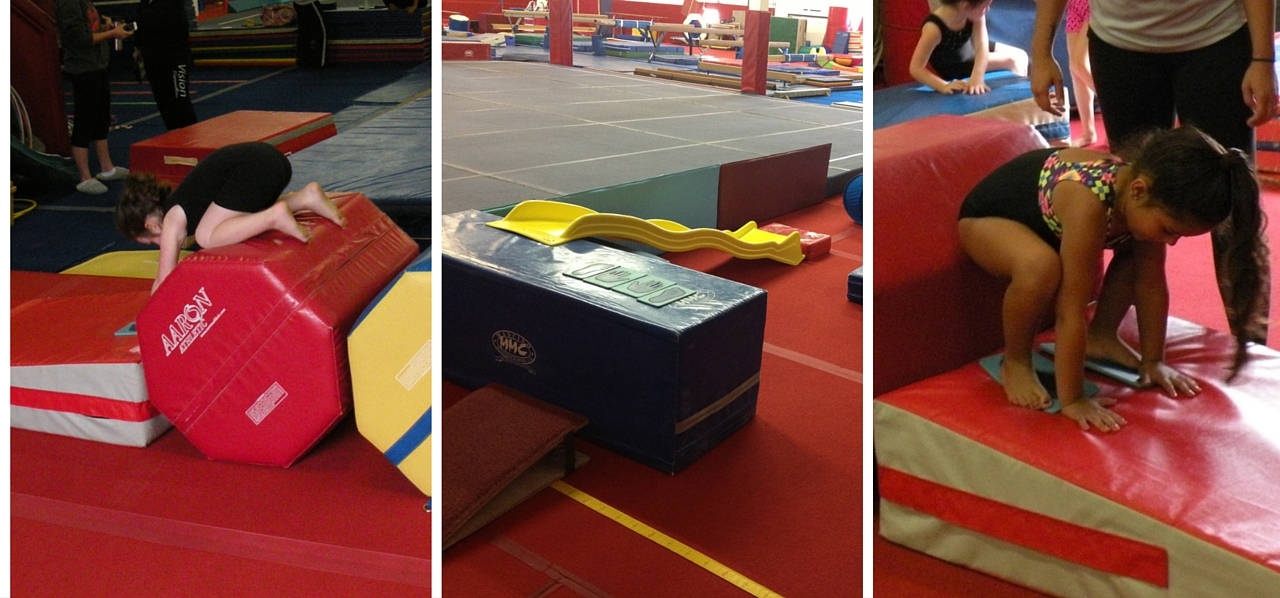 Pre-School Gymnastics Program
