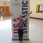 Angelina Bartolini, Level 7 NJ State Champion