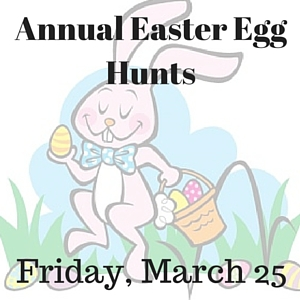 Envision Annual Easter Egg Hunts