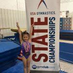 USAG - Level 2 State Champion