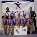 Level 2 Gymnastics Team - Envision